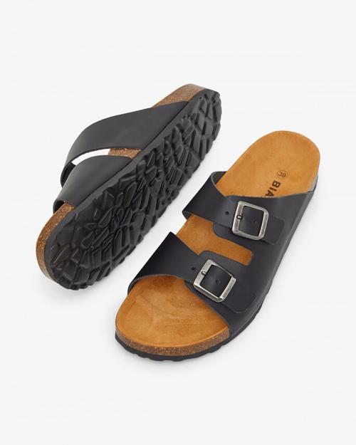 BIABETRICIA Buckle Sandal - 100