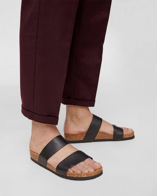 BIABETRICIA Twin Strap Sandal - 100