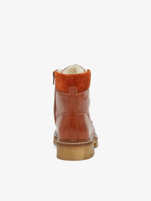 BIADIYA Laced Warm Boot - 240
