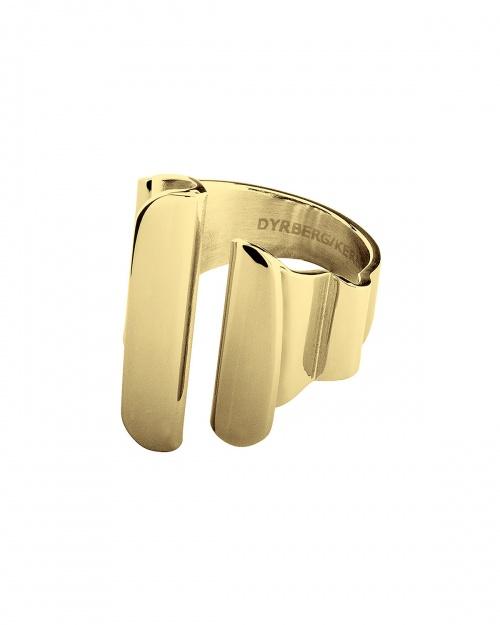 PLEAT II SHINY GOLD - pleat II shiny gold