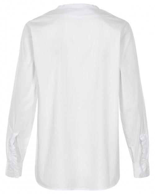 LUCIE pluus - 9005 BRIL.WHITE