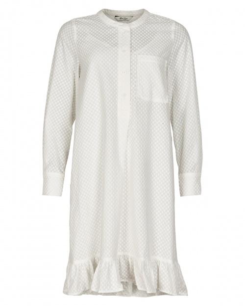 ALACEN kleit - 9005 BRIL.WHITE
