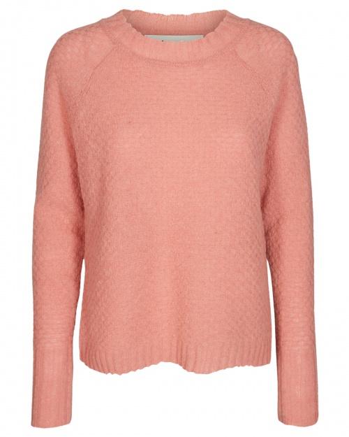 ALLECRA pullover - 2504 DUSTY ROSE