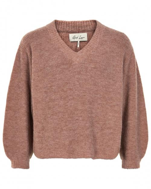 JISKA pullover - 5000 BURLWOOD