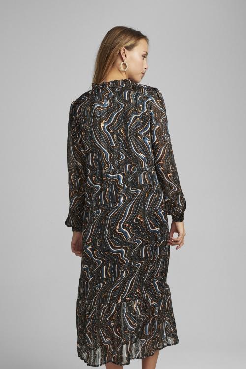 NUBRADLY kleit - 0000 Caviar