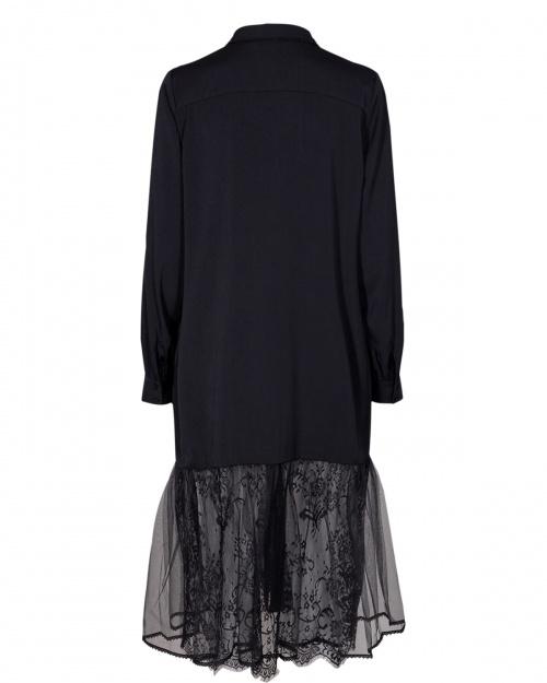 NUBEYONCA kleit - 0000 Caviar