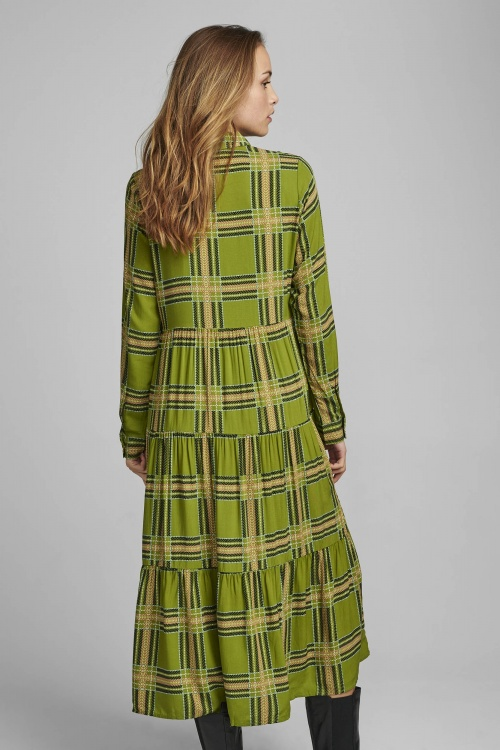 NUCAPRICE kleit - 4060 Calla Green