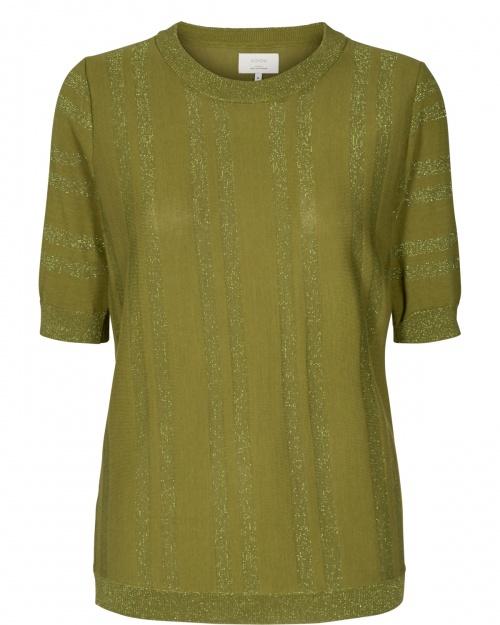 NUDAGAN pullover - 4060 Calla Green
