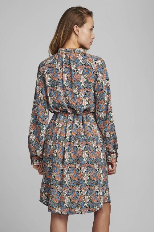 NUBEGONIA kleit - 4060 Calla Green