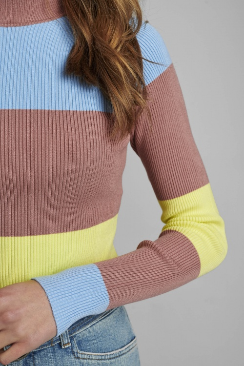 NUCARDY pullover - 2514 Ash Rose