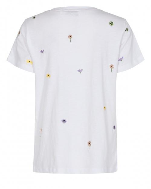 NUCAROL t-särk - 9000 Bright White