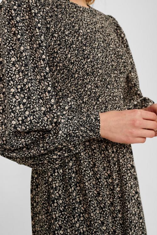 NUCALTUM kleit - 0000 Caviar
