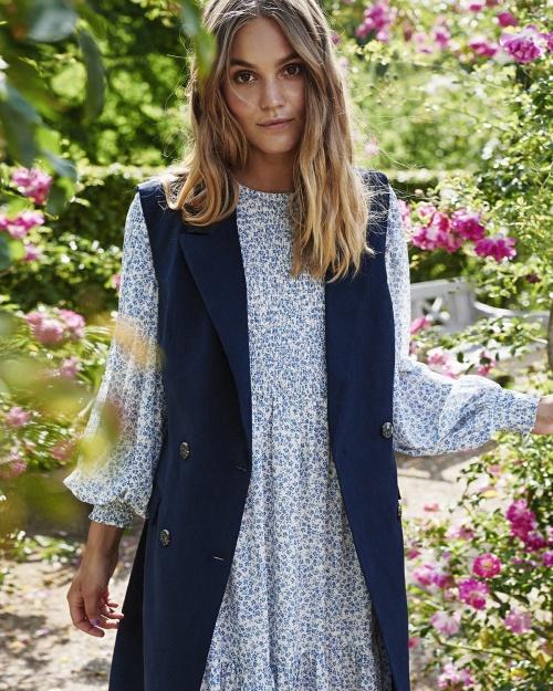 NUCALTUM kleit - 3075 Wedgewood