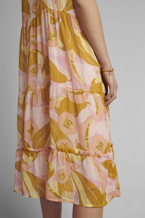 NUCAMDEN kleit - 2517 Peach Skin