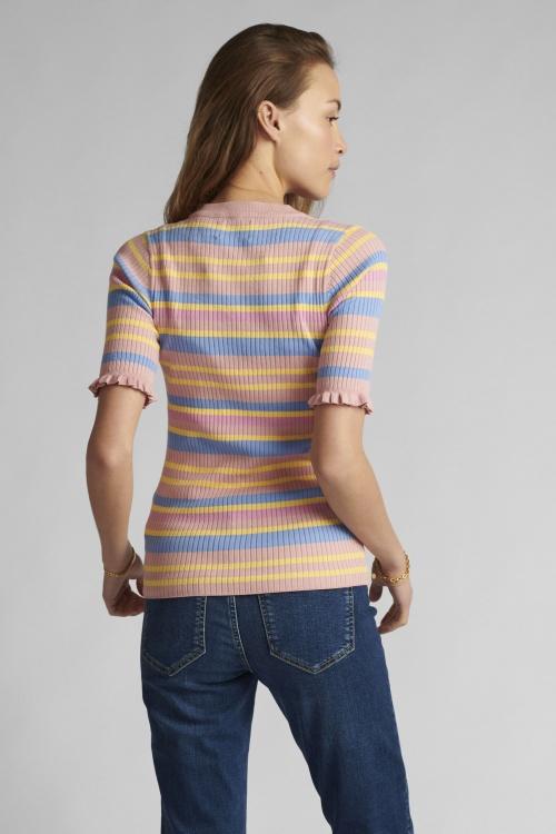 NUCARMEN pullover - 2517 Peach Skin