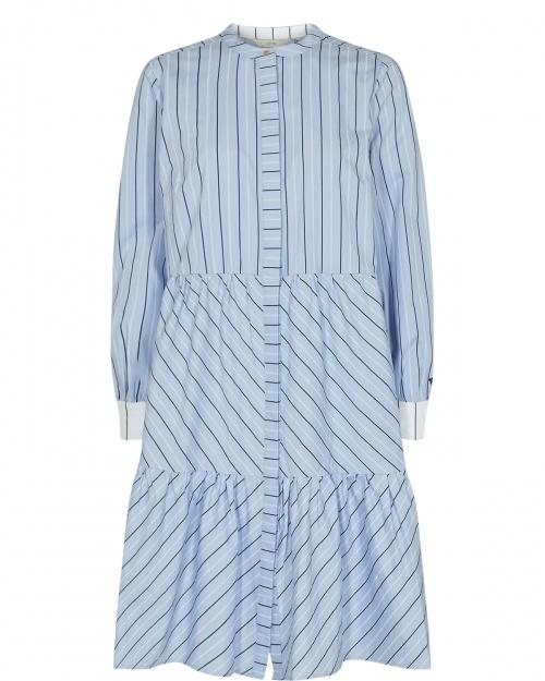 NUCLOVE kleit - 3078 Cashmere Blue
