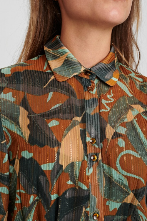 NUCALIXTA kleit - 5535 Cathay Spice