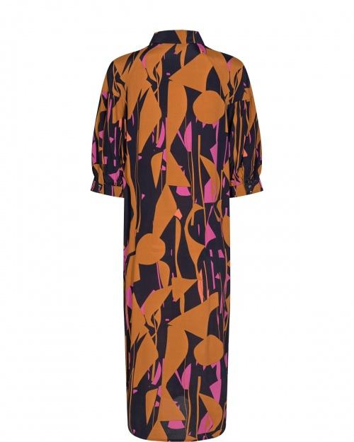 NUCYNARA kleit - 3038 Dark Sapphire