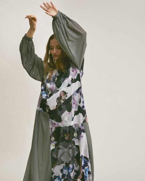 QUINCY kleit - C6210