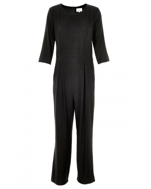 KEET CR jumpsuit - 0000 CAVIAR
