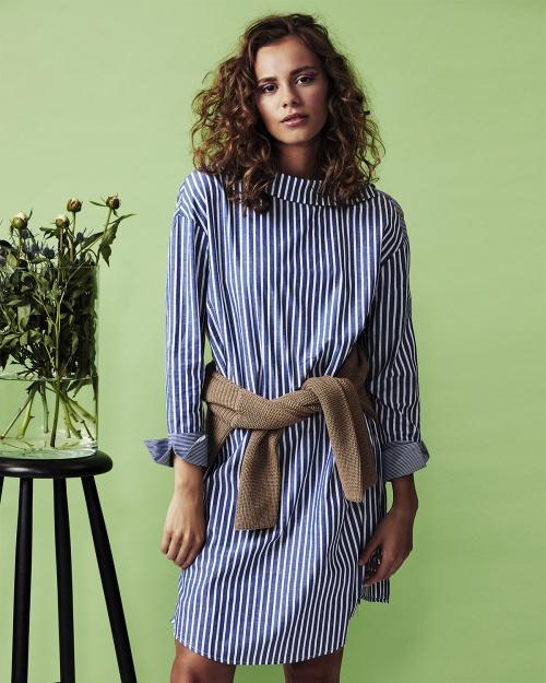 ISEABETTA kleit - 3023 MAZ. BLUE