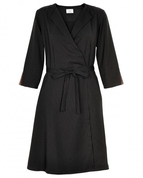 ISANNAH kleit - 0000 CAVIAR