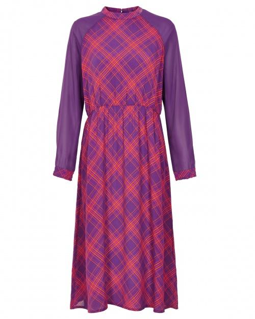 JADEN kleit - 3508 G. VIOLET