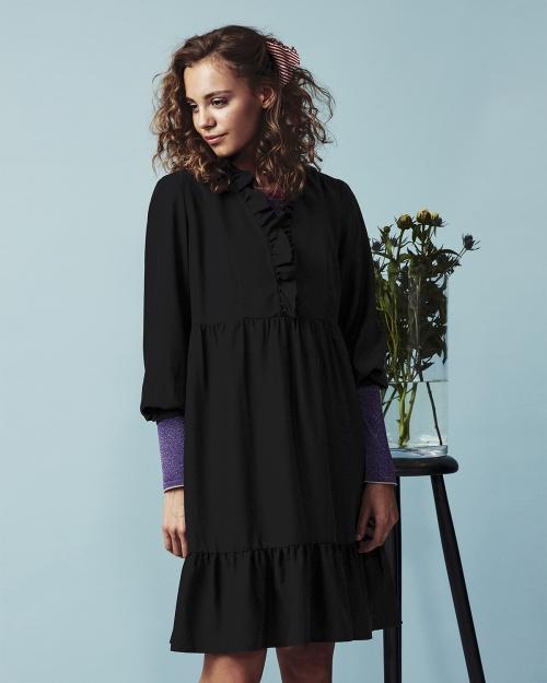 HARMONIE kleit - 0000 CAVIAR