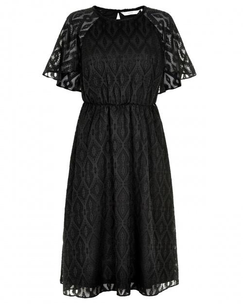 KENIA kleit - 0000 CAVIAR