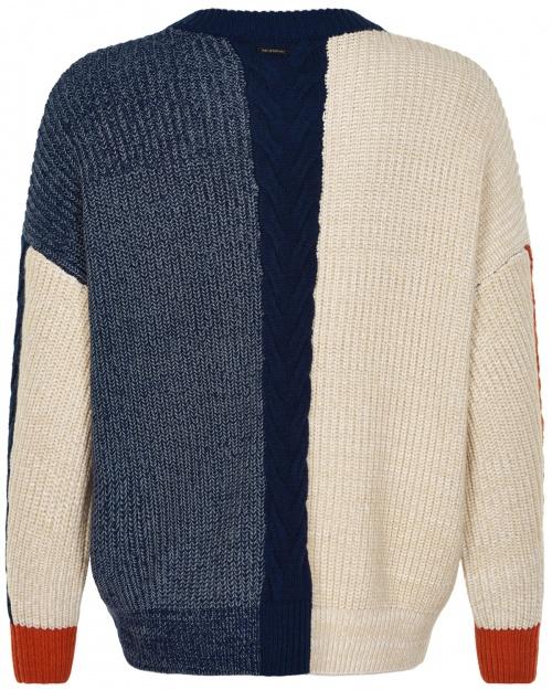 NUANISHA pullover - 3038 SAPPHIRE