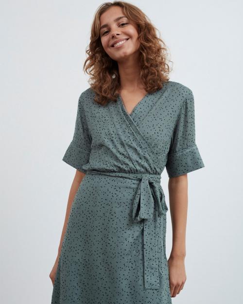 DARIEL kleit - 4007 A. GREEN