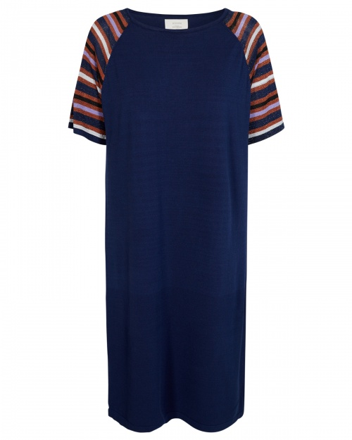 DARIELA kleit - 3009 MEDI. BLUE