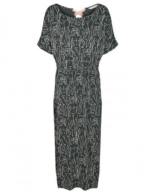 DEVORA JERSEY kleit - 4009 PINE GROVE