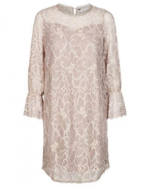 DEVIKA kleit - 5502 RYGBY TAN