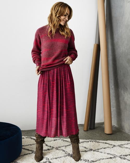 LYNN pullover - 2520 ROSE WINE