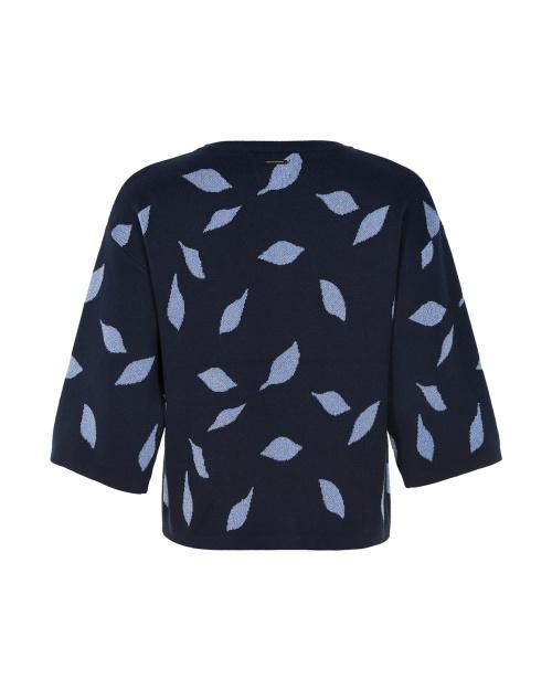 LETTICE pullover - 3038 SAPPHIRE