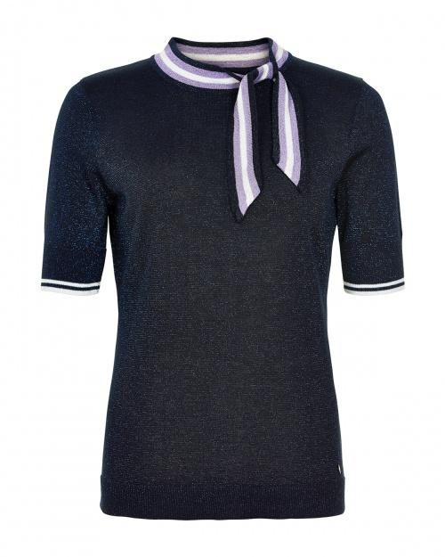 LINNEA pullover - 3038 SAPPHIRE