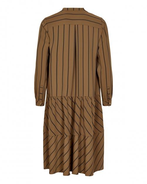 NUBAHIRA kleit - 5033 BRONZE BR