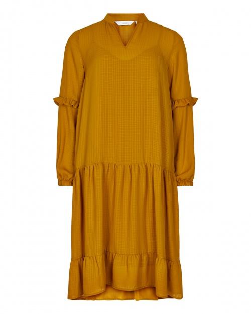 NUBARDOT kleit - 5013 BUCK BROWN