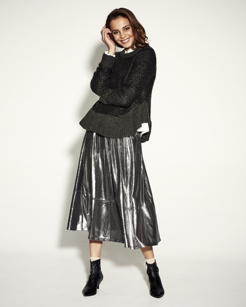 HAILEY pullover - 0519 RAVEN