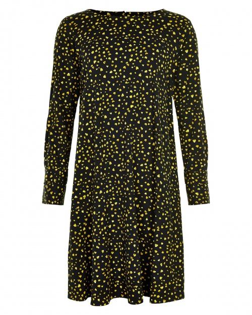 NUJELLYPALM kleit - 0000 CAVIAR