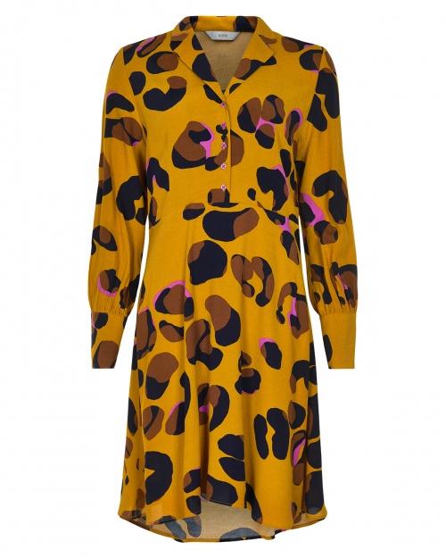 NUMARJORIE kleit - 5031 CHAI TEA