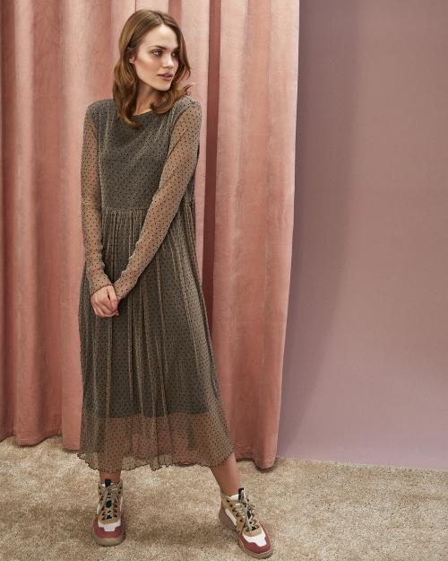 NUFREYJA kleit - 0000 CAVIAR